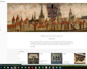 Tallinn City Museum @ Google Arts & Culture