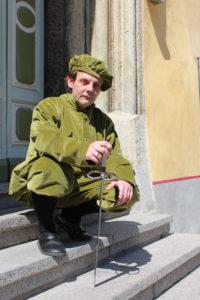 Muuseumitundi tuleb külla palgasõdur Johannes Katz