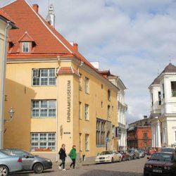 Linnamuuseum Vene tn 17