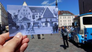 Fotomuuseumi jalutuskäik vanadel postkaartidel