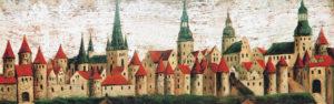 Linnavaade Tallinna rae privileegide laekalt aastast 1688.