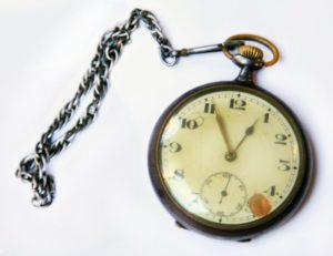 Карманные часы из коллекции Таллиннского городского музея