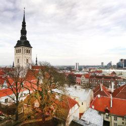 Neitsitorni aknast avaneb vaade legendaarsele Taani kuniga aiale