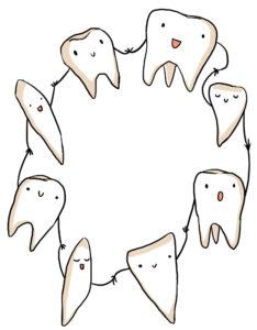Terve hammas - ausammas!