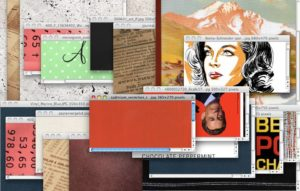 Laurene Bois-Mariage ReCOLLAGES Fotomuuseumi galeriis
