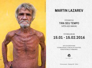 Martin Lazarev Tira Seu Tempo