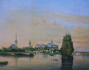 Tallinna kindlustused 1710 - 1864
