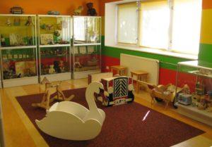 lastemuuseumi 1. korrus