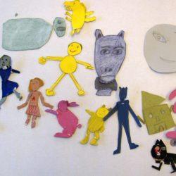 Laste_tehtud_lamenukud lastemuuseum Miiamillas