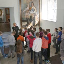 Lapsed muuseumis