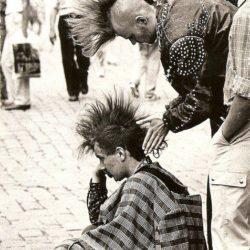 punk hari