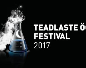 Teadlaste Öö festivali logo