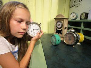 """Mänguline linnatuur peredele <b>""""Kuidas tunned aega?""""</b> 21.08. vene keeles"""