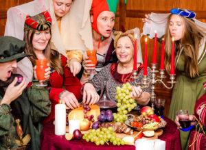 Korralda elamuslik jõulupidu! Räägime Kiek in de Köki kindlustustemuuseumis jõuludest vanas Tallinnas