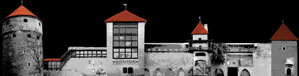 Kiek in de Kök, Neitsitorn, Tallitorn ja Lühikese jala väravatorn