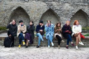 Tallinna Linnamuuseumi töötajad