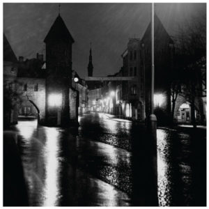 Museum of Photography:<br><b> Nocturnal views of Tallinn from the City Museum's art and photograph collection</b>