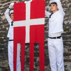 Taani kingitud Dannebrog