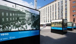 Vaata laulupeopilte Tallinna Linnamuuseumi fotokogust Vabaduse väljakul!