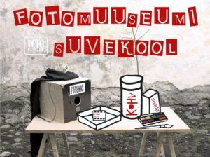 Fotomuuseumi suvekool!