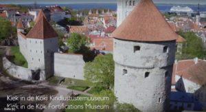 Vaata, kuidas üle 500 meetrine Kiek in de Köki kindlustustemuuseum näeb välja linnulennult!