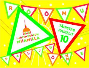 7.-28. september: <b>Lastemuuseum tähistab juubelit!</b>