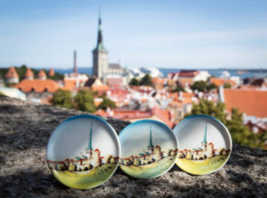 Langebrauni portselanist inspireeritud meene Tallinna Linnamuuseumi filiaalidest