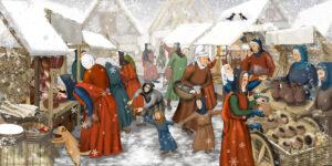 Jõulud linnas! Tallinna Linnamuuseum pakub rännakuid ajaloolistesse jõuludesse