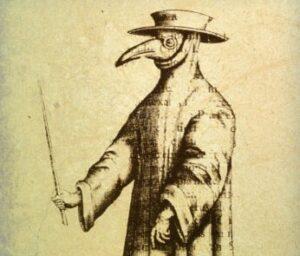 """Игра на ориентирование """"Хвори и лекари в Старом городе"""", начало в Саду датского короля."""