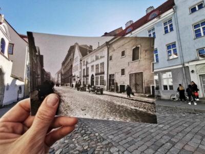 """Fotomuuseumi fotojaht """"Päev Tallinnas"""" 15. mail Tallinna päeval!"""