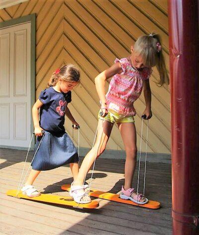 <b>Lastekaitsepäeval, 1. juunil</b> kutsuvad Linnamuuseum, Lastemuuseum Miiamilla ja Kiek in de Kök külla kell 12–17