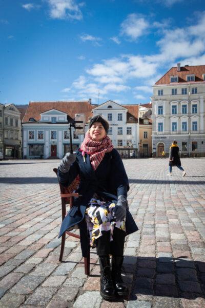 <b>Kummituslik virtuaaltuur Tallinna vanalinnas</b>: muuseumitund veebi vahendusel