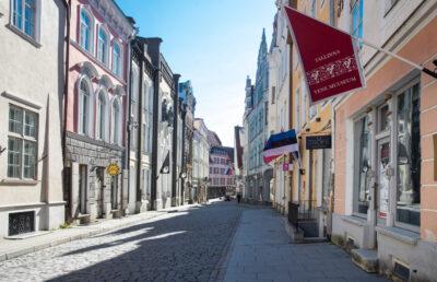 Tallinna vene muuseum tutvustab põnevat perioodi Tallinna ajaloost