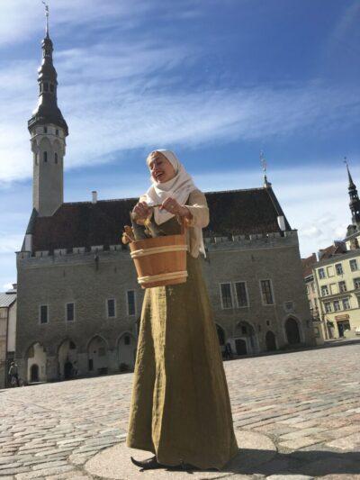 <b>Vana Tooma tuur </b>18. augustil: Tallinna sümboli Vana Tooma juured ja kirev elukäik