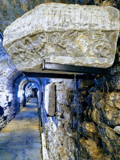 Экскурсии с гидом по подземельям бастионов