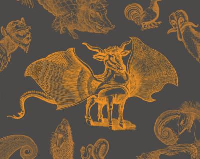 """Новая выставка в Кик ин де Кёк <b>""""Городское животное. Корова, клоп и дракон в истории Таллинна"""" </b>"""
