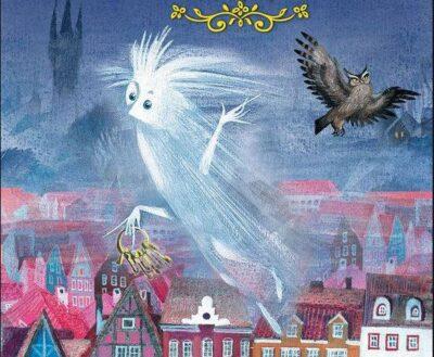 """1 ноября в 11.00 приглашаем детей и родителей на утреннюю сказку """"Маленькое привидение"""""""