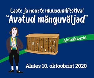 AJAHÄKKERID Tallinna Linnamuuseumi filiaalides
