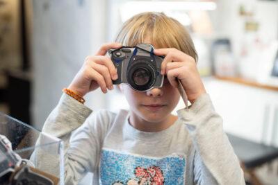 """Fotomuuseumis sügiskoolivaheajal festival """"Avatud mänguväljad"""": hakka ajahäkkeriks!"""