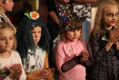 Õudselt vahva <i>halloween</i> 31.10 lastemuuseumis Miiamilla