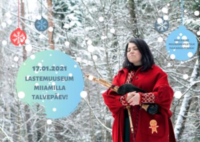 <b>Miiamilla talverõõm: osale kodus kogu perega!</b>