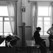KÜLAKESKKOOL KOLODOZEROS, Karjala; Jekaterina Solovjova, 2013 kevad