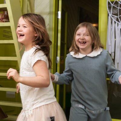 <b>Laste rõõmusõõm 30. mail</b> (lastekaitsepäev)