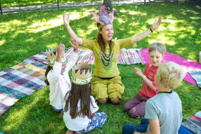 <b>Värviline suvekava:</b> osale lastemuuseumi tegevustes