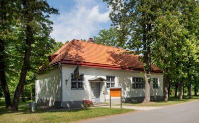 Дом Петра I в Кадриорге этим летом будет закрыт для посетителей