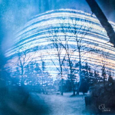 Kristian Saks räägib Fotomuuseumis erilisest solargraafiast ja näitab pilte