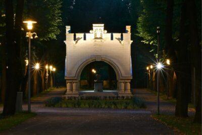 24. oktoobril <b>kultuurilooline jalutuskäik Kaitseväe kalmistul</b>