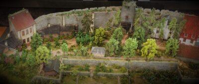 <b>Tule vaata 1930. aastate Neitsitorni ja Taani kuninga aeda kujutavat maketti Neitsitornis</b>