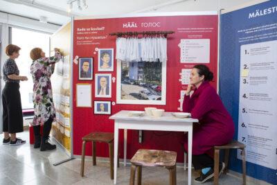"""23. oktoobril toimub taas üritus sarjast """"Vestlused köögis"""". Muuseumi Laboratooriumisse tuleb külla ajakirjanik Andrei Titov."""